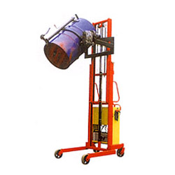 oil tank rotating stackers