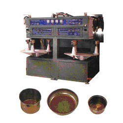 pan twin head heating machines