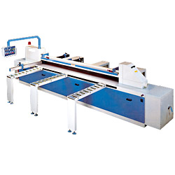 panel sawing machine