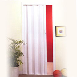 panel style folding door