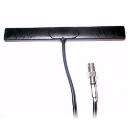 patch quadbands car antenna