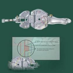 patent folding plate