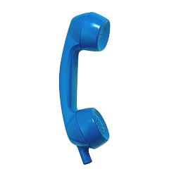 pay phone handsets