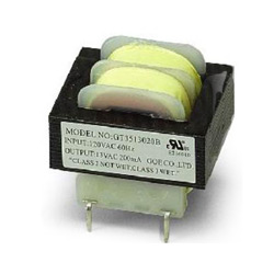 pcb mount power transformers