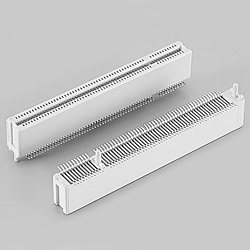 surface mount technologies (pci express connectors)