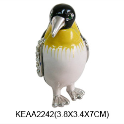 penguin jewelry boxes