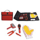 Pet Grooming Sets With Carrier Bag (YB71993-B)