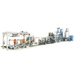 pet sheet extrusion lines