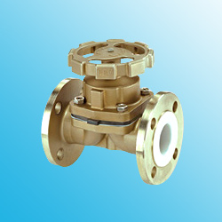 pfa lined diaphragm valves