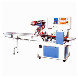 pillow type automatic wrapping machine