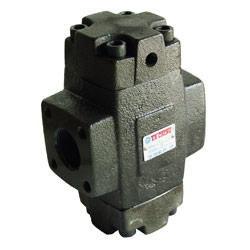 pilot controlled check valves