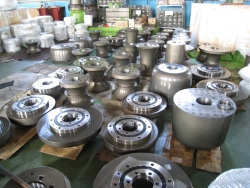 pipe roller molds,