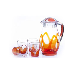 water pitcher cup