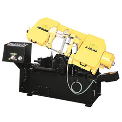 pivot type fully automatic saw machine