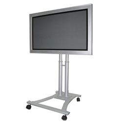 plasma tv cart