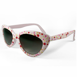 plastic fashion sunglasses