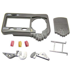 plastic injection moldings