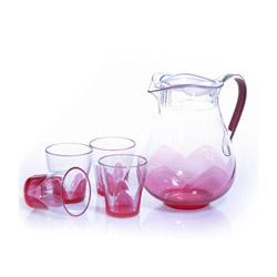plastic pitchers cups