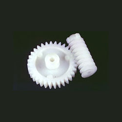 Plastic steel worm & worm wheel