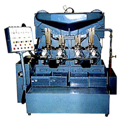 pneumatic 4 spindles tapping machine