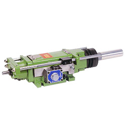pneumatic drilling unit
