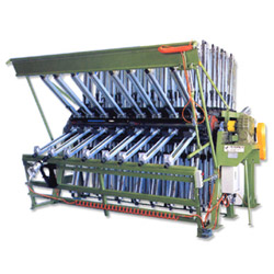 pneumatic hydraulic tightener clamp carrier