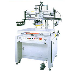 pneumatic mid-size flat screen printers, pneumatic, flat, screen, printers.