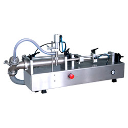 pneumatic self suction filling machines