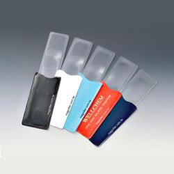 pocket magnifier sheets (fresnel lens)