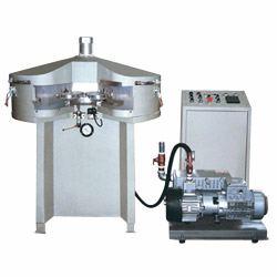 polarized lens curving machine