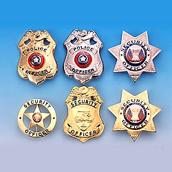 Police And Officer Badges | Hsianteh Emblem Co  (Hsiang Teh