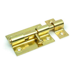 polished brass door lockers