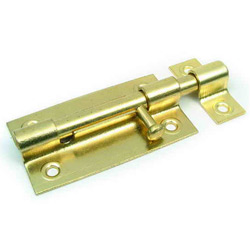 polished brass door lockers