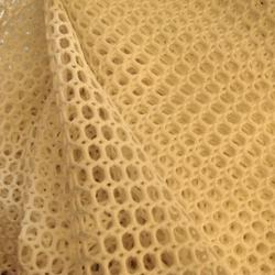 100% polyester square tricot mesh