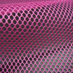 100% polyester tricot mesh fabrics