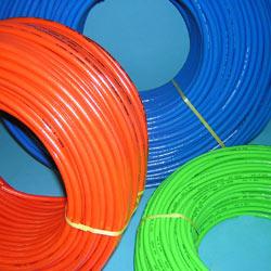 polyurethane air yarn-braided tubings
