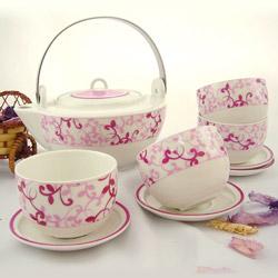 Porcelain Tea Sets | Royal Sun Young Co , Ltd