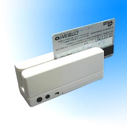 Portable Magnetic Stripe Data Collectors