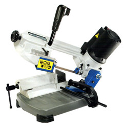 portable metal cutting band saw