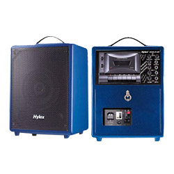 portable pa amplifier