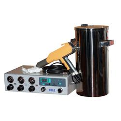 powder coat coating gun system