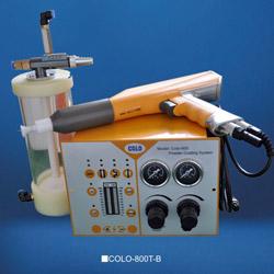 powder keg powder coating machine