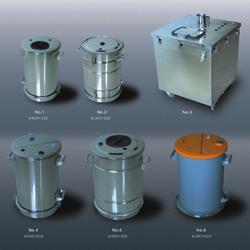 powder tank