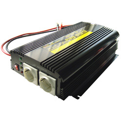 power inverter w and battery chargers