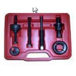power steering pump pulley kits