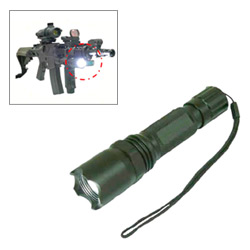 power tactical flashlight