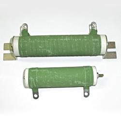 power type fixed wirewound resistors