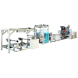 pp and ps sheet co extrusion line