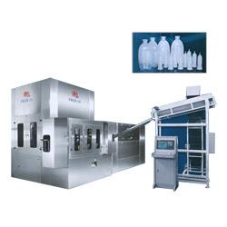 pp blow molding machines