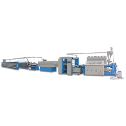 pp/hdpe yarn extrusion lines